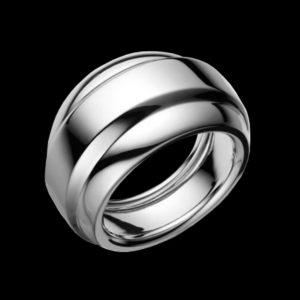 Кольцо белое золото Chopard La Strada