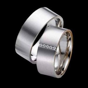 Кольцо Cartier фианит белое золото