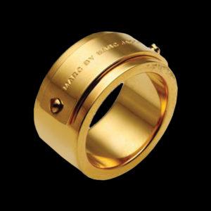 обручальное кольцо marc jacobs