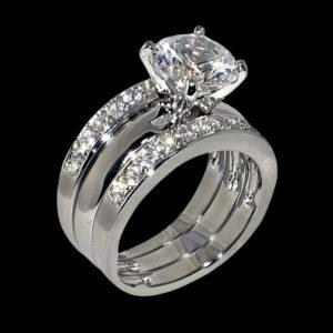 кольцо-трансформер Сartier