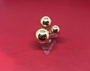 кольцо Tiffany & Co Hard Wear желтое золото