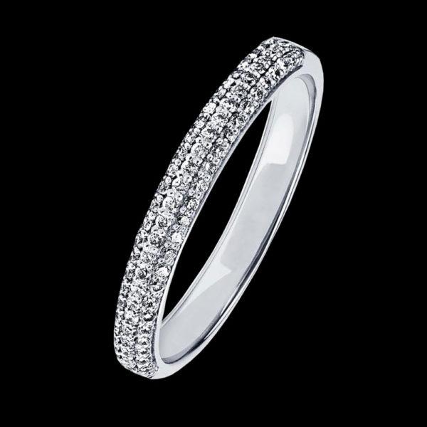Обручальное кольцо Carrera y carrera