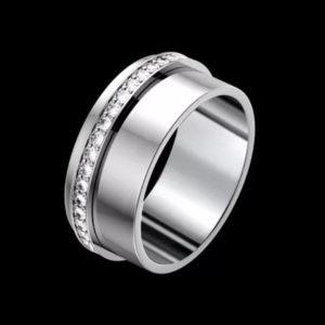 Кольцо обручальное piaget