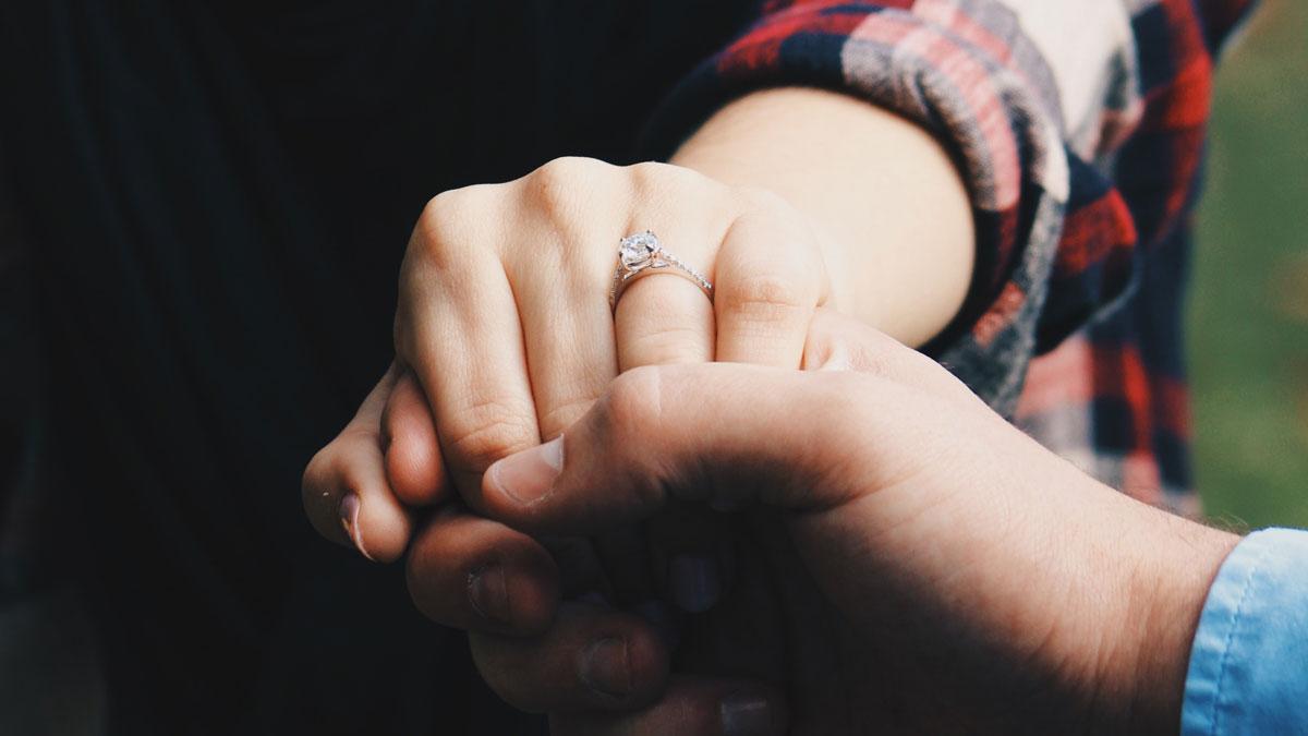 помолвочное кольцо выбор