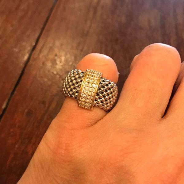 Кольцо обручальное золото 2