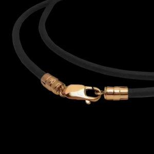 шелковый шнурок желтое золото