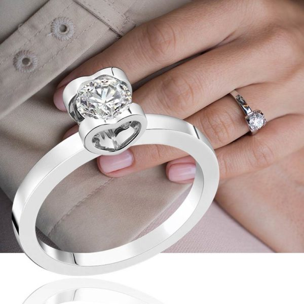 кольцо помолвочное шопард