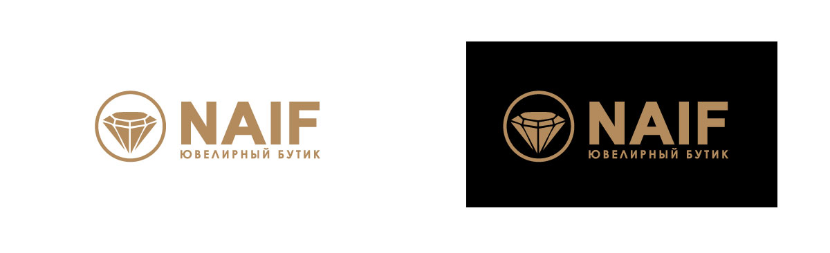 логотип naif