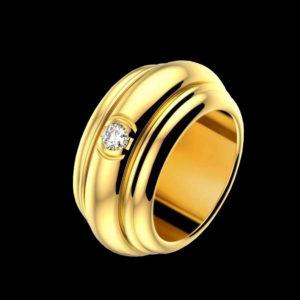 кольцо piaget