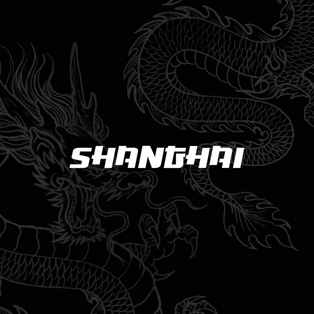 Коллекция Shanghai