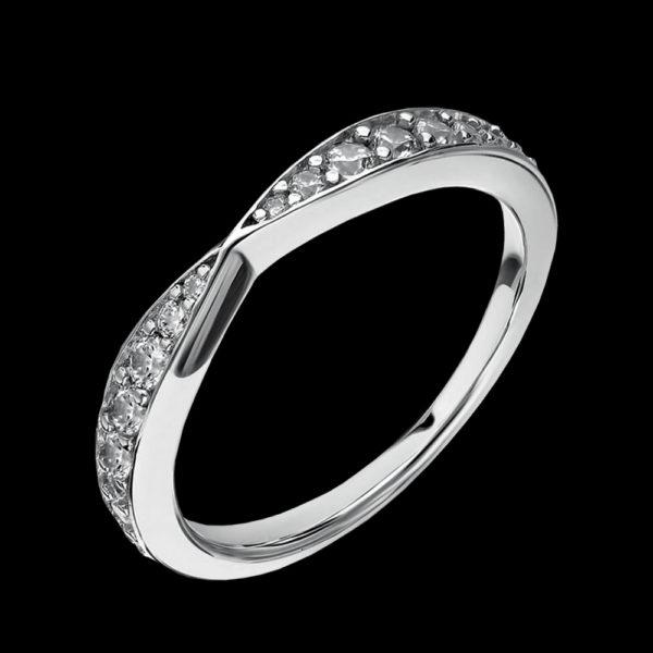 обручальное кольцо тиффани