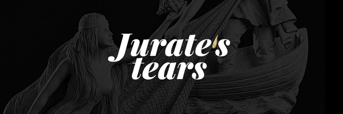 Jurate's Tears коллекция изделий из янтаря